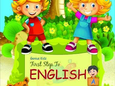 Kindergarten Book title