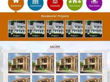 Real Estate Web inner page
