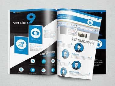 3D Live Brochure