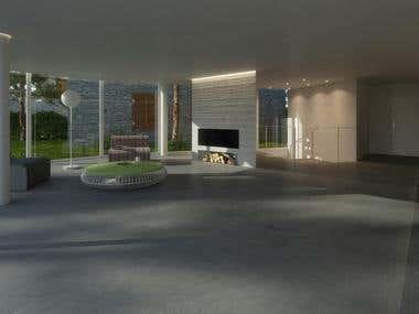 Roof garden/furnitures