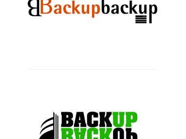 Backup server logo