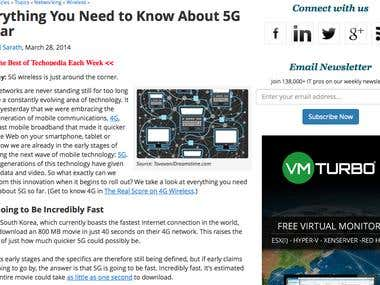 GUEST POST: Everything You Need to Know About 5G So Far