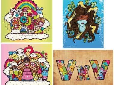 2. Illustrations