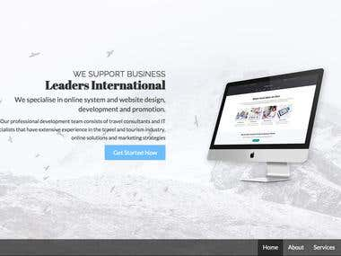 Leaders International (Website)
