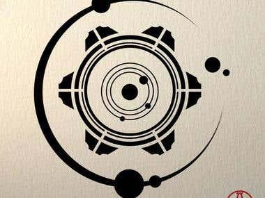 Midnight Realm logo