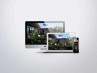 A Local Hotel Responsive Website Design