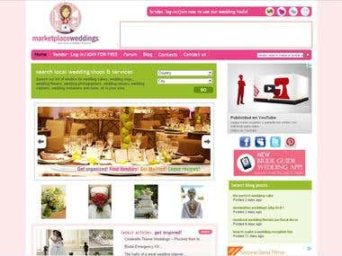 Marketplace Weddings Services Directory