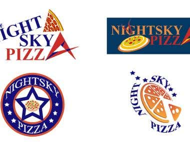 Pizza Shop Logos
