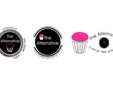 Cupcake Shop Logos