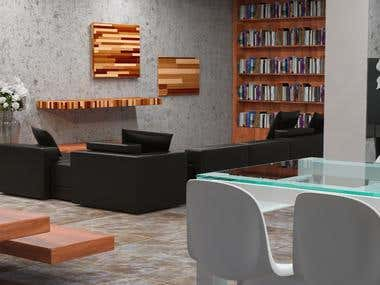 Interior visualization