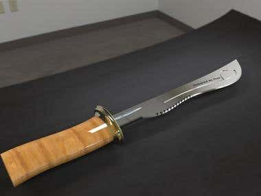 Dagger (Product Designing)