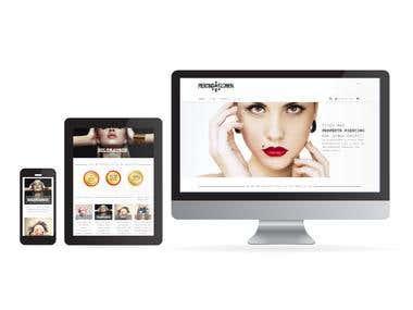 Online Shop, SEO, Logo Design