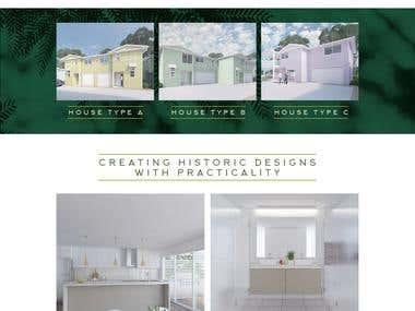 Rosedene Terraces Website