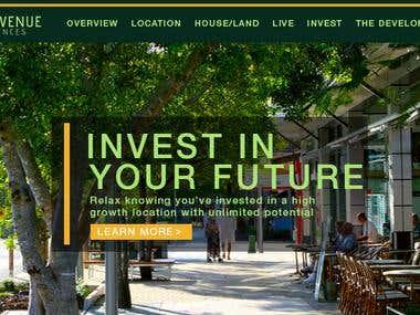 Park Avenue Residences Website