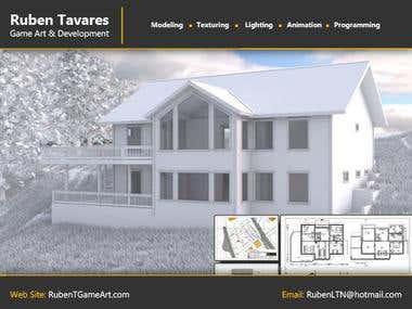 Interactive ArchViz Blueprint