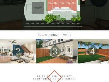 Livingstone Residences Website