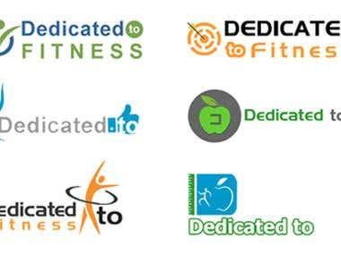 Fitness Clinic Logos