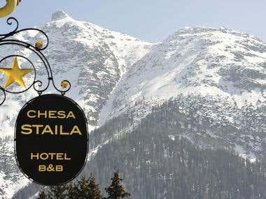 CHESA STAILA - Hotel B&B  La Punt Switzerland