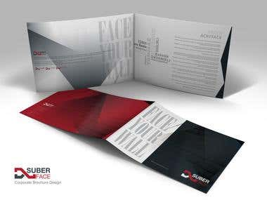 interior design firm brochure