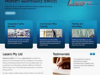 Lazaro Pty Ltd