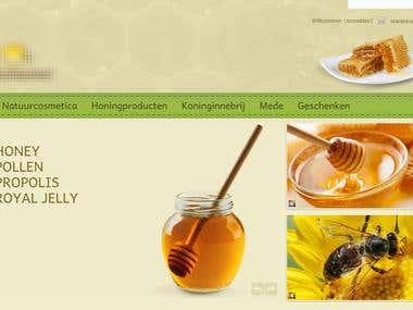 Template installation in a multilanguage/multistore site