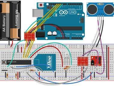 Ultra-low power wireless sensor