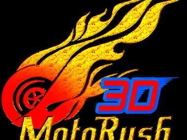 3D Moto Rush