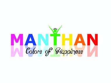 Design a Logo for manthan