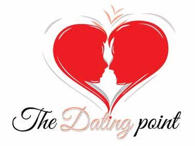 The Dating Point - Logo Designing