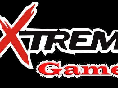 Xtreme games logotipo