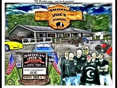 Smokin\' Joe\'s Barbeque