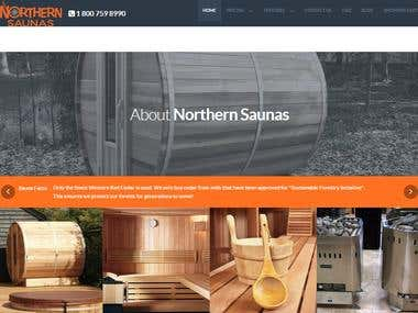 Northern Saunas