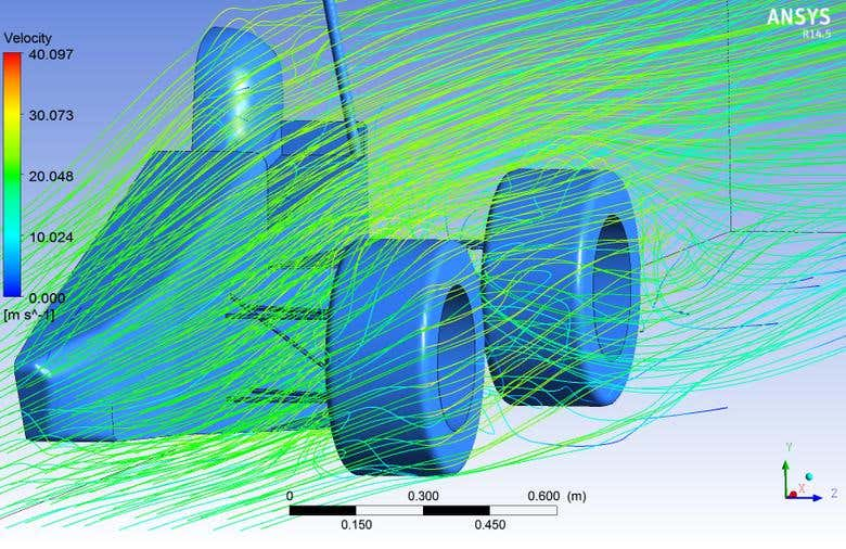 CFD Simulation ANSYS FLUENT | Freelancer