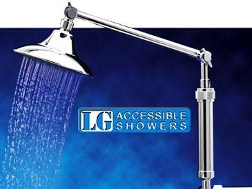 LG Accessible Showers