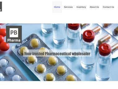 Pbpharma.com - Pbpharma Canada Inc. Pharmaceuticals