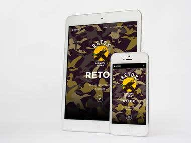 Website | RETOX Liquor Store