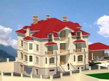 Interior Architect. 3D Animation,3D Design,3D Modelling