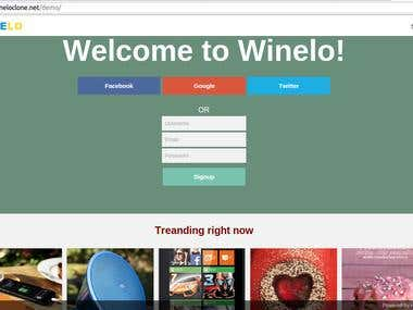 Perfect Wanelo Like Affiliate System Script