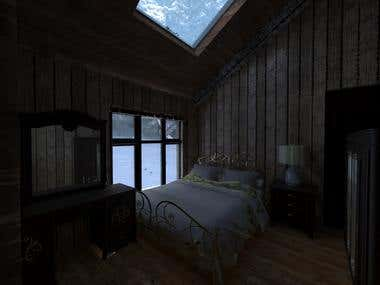 WINTER ROOM