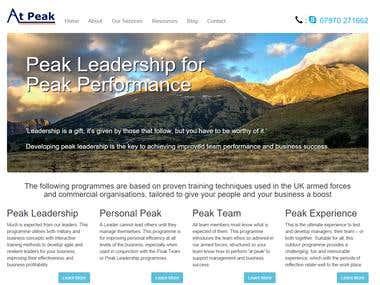 AtPeak Website