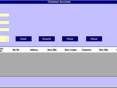 Desktop Application
