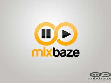 Logo Design for Mixbaze