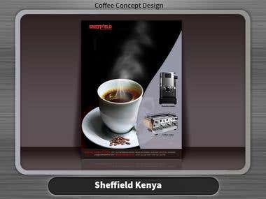 Coffee Conceot Advert