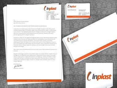 Inplast (Corporate Identity Kit)