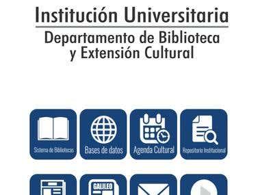 App Biblioteca ITM