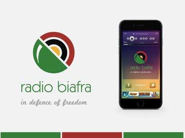 Radio Streaming App for iOS and Android