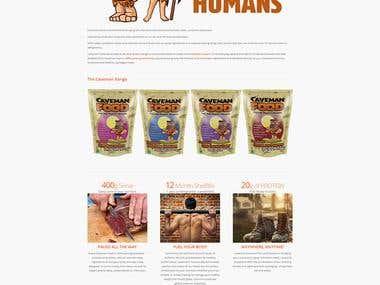 Caveman Food
