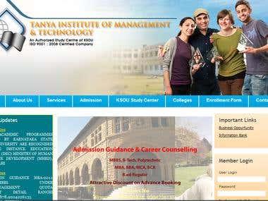 Tanya Institute of Management