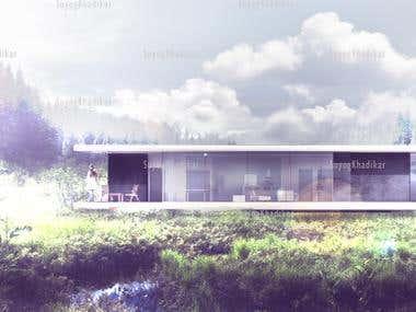 Architecture:  Hideaway Cabin
