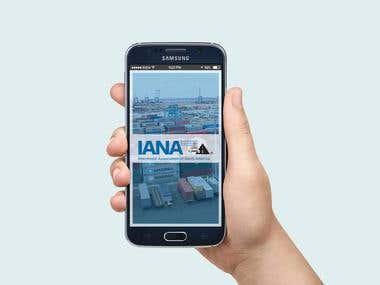 IANA App Design